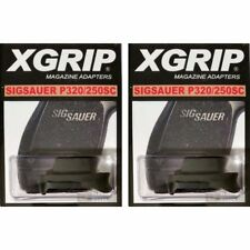 TWO-PACK X-Grip S250SC Use Sig P320C 250C Magazine in P320SC 250SC *FAST SHIP*!!