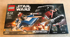 """JEU """"LEGO - """"MICROFIGHTER A-WING VS SILENCER TIE"""" - 75196"""