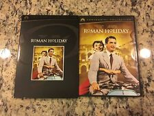 ROMAN HOLIDAY PARAMOUNT CENTENNIAL COLLECTION 2 DISC DVD GREGORY PECK, HEPBURN!