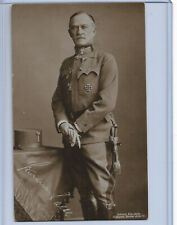 Austro-Hungarian Army 1916 Post Card, WW-I, Sandor Szurmay Minister of Defenc