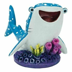 "Penn Plax Finding Dory Destiny In Water Aquarium Ornament New 2"" x 2.5"""
