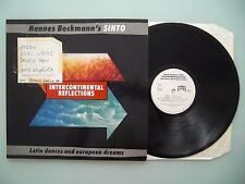 Hannes Beckmann's sinto-Intercontinental Reflections, D'83, LP, VINILE: M -