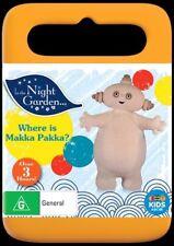 In the Night Garden - Where Is Makka Pakka? (DVD, 2015, R4) ABC Kids BRAND NEW