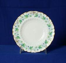 Royal Crown Derby England Medway A814 White Bread & Butter Plate bfe2459