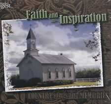 PRICE DROP! [BRAND NEW] 3CD: COUNTRY SONGS & MEMORIES: FAITH & INSPIRATION