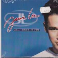 Jamie Lee-All I Need Is You cd single sealed