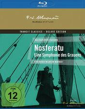 Nosferatu - una Symphonie Des Grauens Murnau 1922 Deluxe Edition Blu-Ray