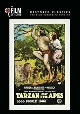 Tarzan Of The Apes [New DVD] Manufactured On Demand, Restored