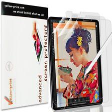"MATTE Anti-Glare PET Screen Protector Films for iPad 6 7 8/Air 3 4/Pro 11"" 12.9"""