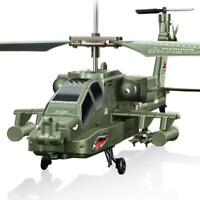 Syma S109G 3.5CH Infrared Control Indoor Mini RTF Apache RC Helicopter with Gyro