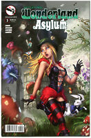 GRIMM FAIRY TALES WONDERLAND Asylum #3 B, NM, Chris Ehnot,2014,more GFT in store
