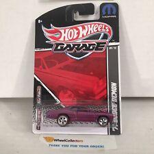 '71 Dodge Demon * Purple * Garage Hot Wheels * YA11