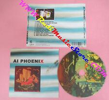 CD AI PHOENIX I've Been Gone - Letter One 2003 Eu GRCD 592 no lp mc dvd (CS17)