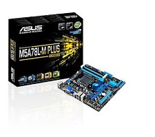 ASUS M5A78L-M Plus/USB 3 AM3 Plus DDR3 HDMI 760G microA MOTHERBOARD ONLY