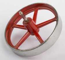 Wilesco 01674 Flywheel, 70 mm diameter, with axle for Steam Engine D 5, 6, 8
