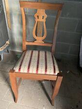sedie imbottite classiche in vendita | eBay