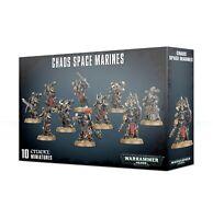WARHAMMER 40K - CHAOS SPACE MARINES