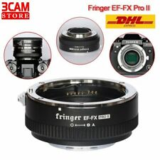 Fringer EF-FX PRO II AF Lens Adapter for Canon EOS EF Lens to Fujifilm X-T30 T20