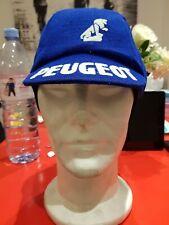 NOS Peugeot cycling cap vintage