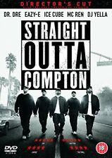 Straight Outta Compton [DVD][Region 2]