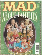 Magazine MAD SUPER SPECIAL About Families June 1997