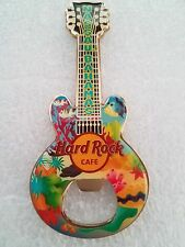 Hard Rock Cafe NASSAU BAHAMAS Magnet Guitar Bottle Opener