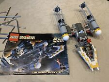LEGO Star Wars TIE Fighter & Y-wing (7150) - incomplete