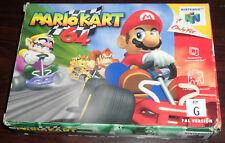 Nintendo 64. Mario Kart 64 CIB (PAL AUS/EUR) NUS-NKTP-AUS