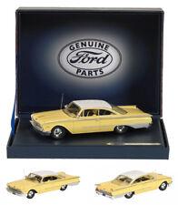 1960 Ford Galaxy Starliner Yosemite Yellow gelb 1:43 Genuine Parts Motorhead 434