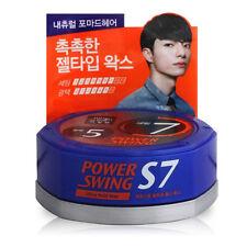 MiseEnScene Power Swing Hair Wax 80g Styling Man Korea Amore S7 Ultra Hold