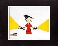 Ed Edd n Eddy Original production animation cel of EDD from Cartoon Network 22