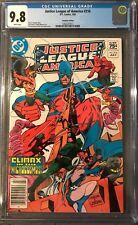 Justice League of America #216 CGC 9.8 ~CANADIAN VARIANT~ KEY ISSUE!L@@K!