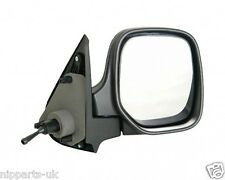 CITROEN BERLINGO 1996-2008 MANUAL DOOR WING MIRROR RH RIGHT O/S OFF SIDE DRIVER