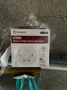 aico ei3028 Heat And Carbon Monoxide Alarm
