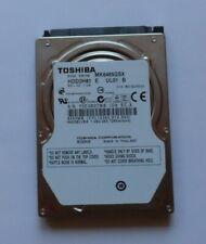 "650GB 2,5"" 5400RPM SATA II Toshiba HDD /Festplatte / Hard Disk"