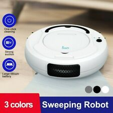3-in-1 Self Navigated Rechargeable Smart Robot Vacuum Cleaner Auto Sweeper Mop