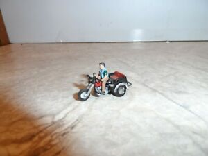 HO SCALE  TRIKE  MOTORCYCLES WITH RIDER