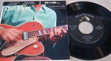 Rare CHET ATKINS Finger Style EP Heartaches +3 45 RCA EPA 2-1383 1956 RARITY M-