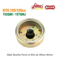 TZ-14 125cc 150cc Rotor 6 Pole GY6 Parts Chinese Scooter Motorcycle 152QMI