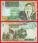 JORDAN JORDANIA 1 Dinar 2016 Pick 34h SC / UNC