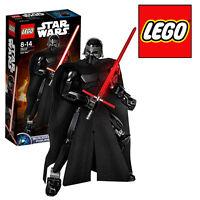LEGO 75117 Star Wars Kylo Ren h 26 cm costruzioni nuovo disney giochi action new