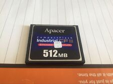 Apacer 512MB Industrial CF  III Memory card    Compact Flash Card