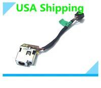 Original DC power jack in cable for HP Pavilion 14-c020us 14-c025us 14-c030us