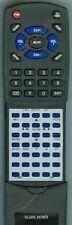 Replacement Remote for SONY RMX306, 147400661, MEXBT5700U, DSXS310BTX
