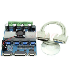 TB6560 4 Axis CNC Stepper Motor Driver Controller Board for Engraving Machine