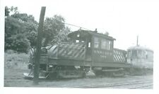 "ORIGINAL VINTAGE DM&CI #1804 INTERURBAN  2-3/4 x 4-5/8"" B&W PHOTO"