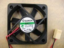 NMB 2006ML-04W-S29 5015 50 x15mm Fan 12V 3Pin  0.08A 477