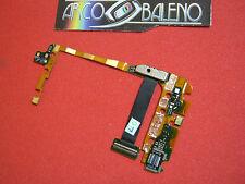 FLAT FLEX FLET per NOKIA 6760S 6760 SLIDE per DISPLAY LCD BIANCO TASTI+MICROFONO
