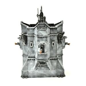 CHAOS SPACE MARINES Imperial Bastion #1 Warhammer 40k