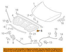 KIA OEM 01-16 Optima Hood-Insulator Insulation Pad Liner Clip 8112637010
